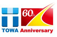 60周年記念ロゴマーク